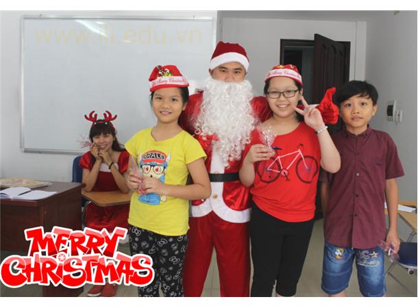 Chương trình vui Noel 2016